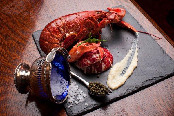 BBQ Lobsters